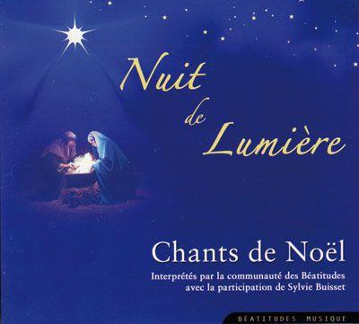 CD- Nuit de Lumière