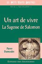 Un art de vivre: La Sagesse de Salomon