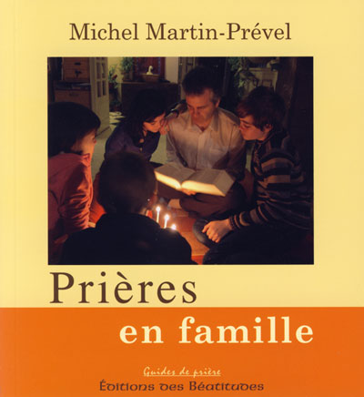 Prières en famille