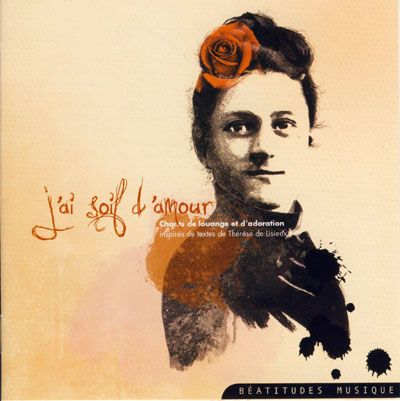 J'ai soif d'amour - CD