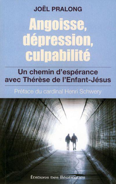 Angoisse, dépression, culpabilité
