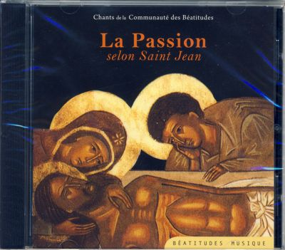 Passion selon Saint Jean (La) – CD