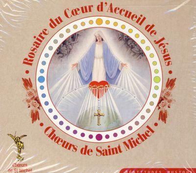 Rosaire du Coeur d'Accueil de Jésus - CD