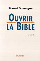 Ouvrir la Bible - Année B