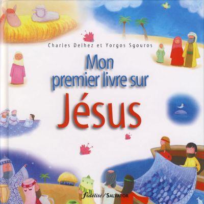 Mon premier livre sur Jésus
