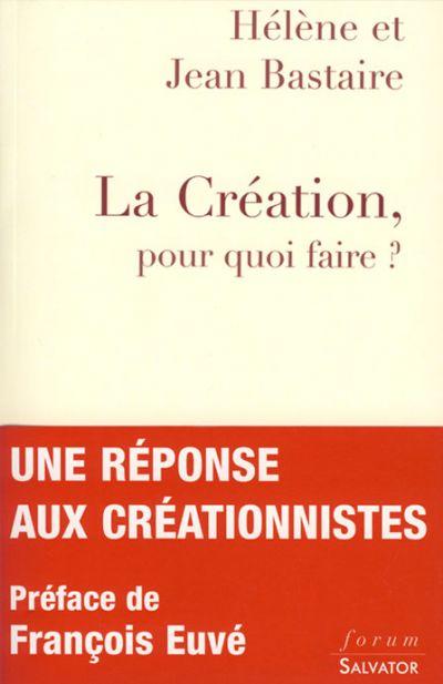Création, pour quoi faire ? (La)
