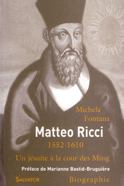 Matteo Ricci 1552-1610