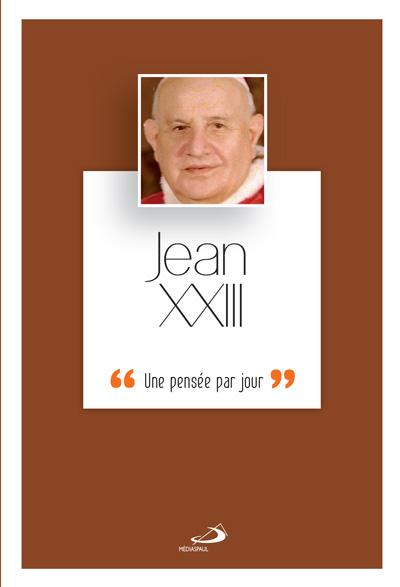 Jean XXIII: une pensee par jour