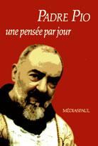 Padre Pio: une pensee par jour