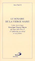 Rosaire de la Vierge Marie (Le)