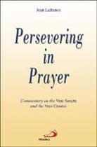 Persevering in Prayer