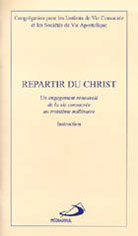 Repartir du Christ