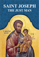 Saint Joseph the just man