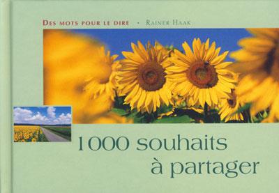 1000 souhaits à partager