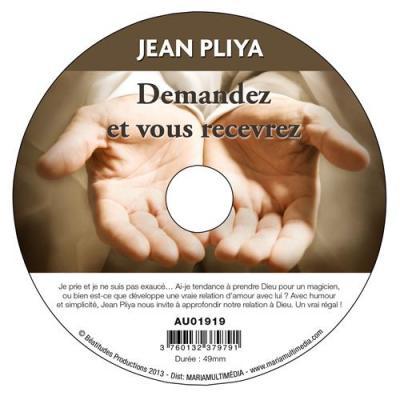 Demandez et vous recevrez - CD