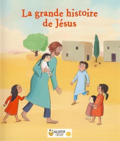 Grande histoire de Jésus (La)