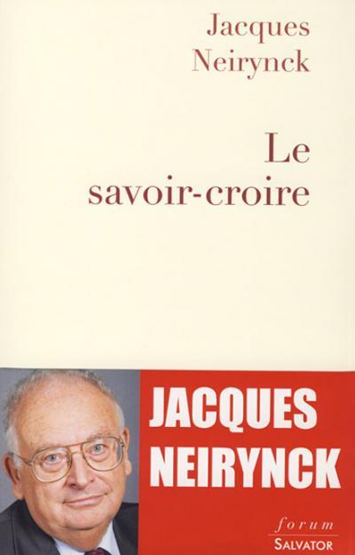 Savoir-croire (Le)