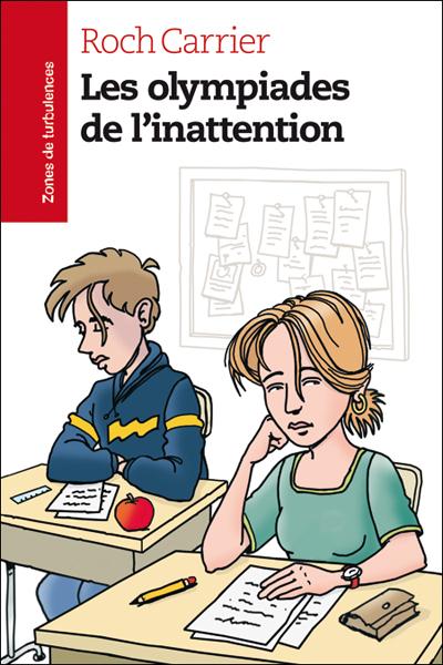 Olympiades de l'inattention (Les)  (EPUB)
