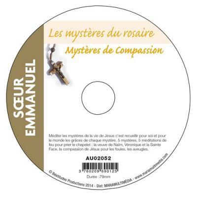 CD- Mystères de compassion (Les)