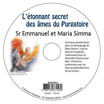 CD- Étonnant secret des âmes du purgatoire (L')
