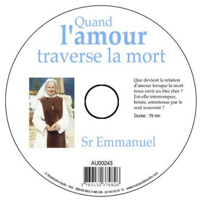 CD- Quand l'amour traverse la mort