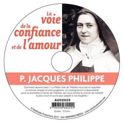 CD- Voie de la confiance et de l'amour (La)