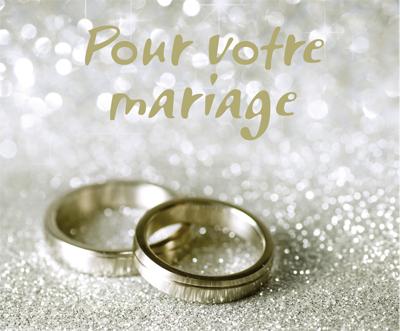 Mp - Pour votre mariage