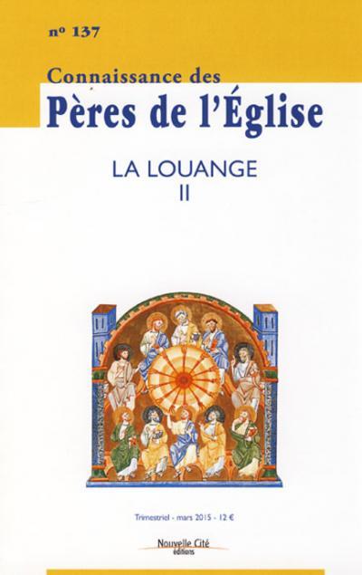 CPE 137- La Louange II