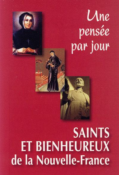 Saints et bienheureux de la Nouvelle-France