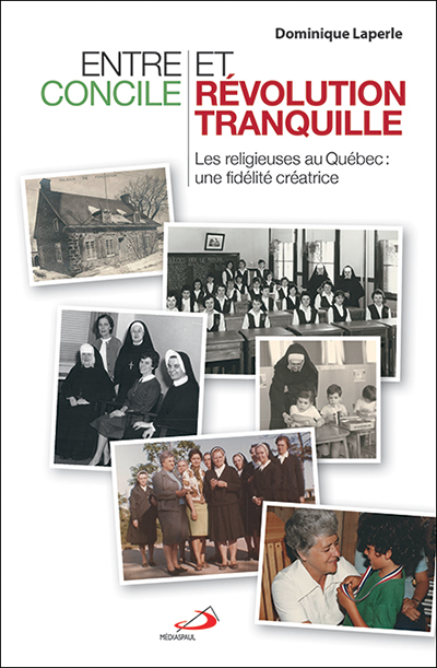 Entre Concile et Révolution tranquille (EPUB)