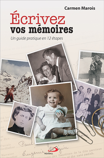 Écrivez vos mémoires (EPUB)