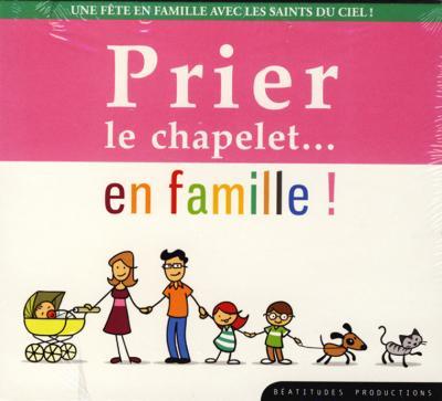 CD- Prier le chapelet... en famille !