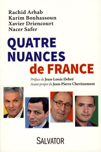Quatre nuances de France