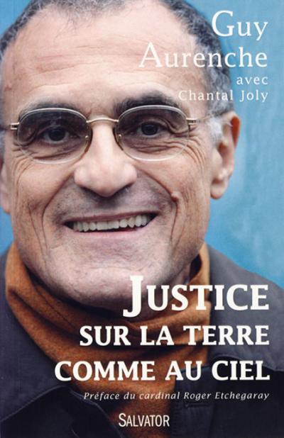 Justice sur la terre comme au ciel