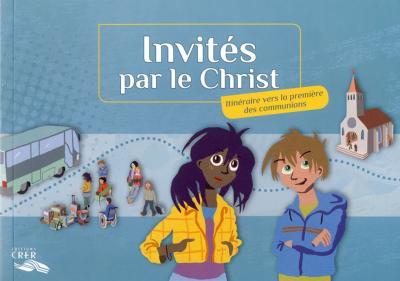 Invités par le Christ - carnet de l'enfant