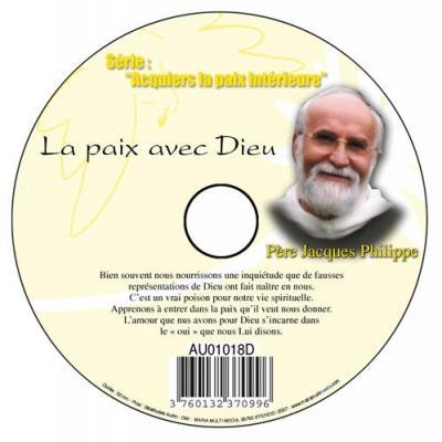 CD- Acquiers la paix 4 La paix avec Dieu