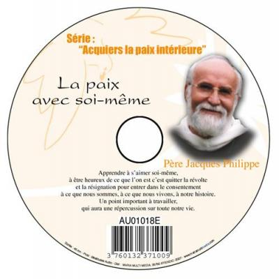 CD- Acquiers la paix 5 La paix avec soi-même