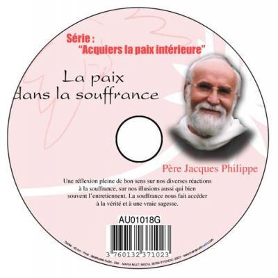 CD- Acquiers la paix 7 La paix dans la souffrance