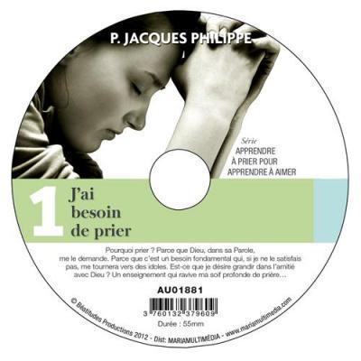 CD- Apprendre à prier pour apprendre à aimer (Série de 6 CD)