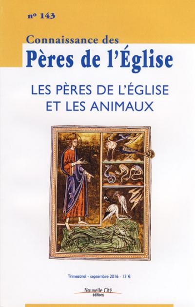 CPE 143- Les Pères de l'Église et les animaux