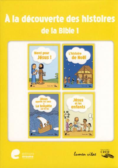À la découverte de la Bible 1 - Coffret