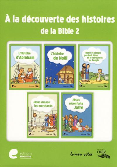 À la découverte de la Bible 2 - Coffret