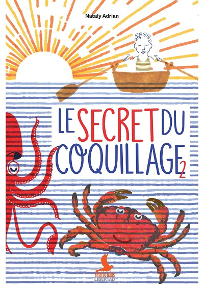 Secret du coquillage (Le) Tome 2