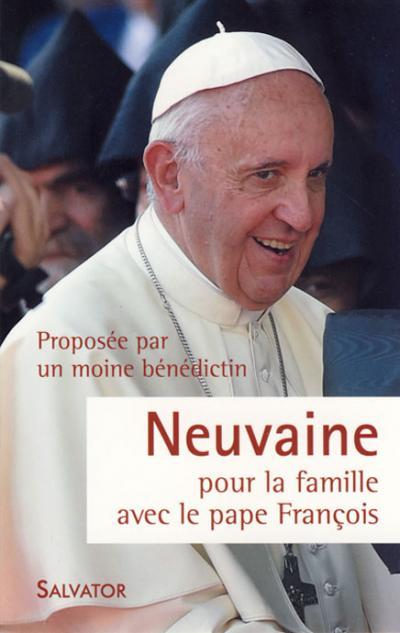 Neuvaine pour la famille avec le Pape François