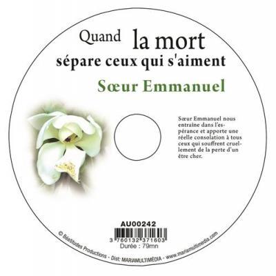 CD- Quand la mort sépare ceux qui s'aiment - CD