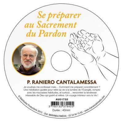 CD- Se préparer au sacrement du Pardon