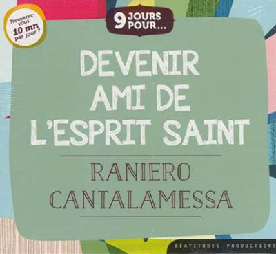 CD- Devenir ami de l'Esprit Saint