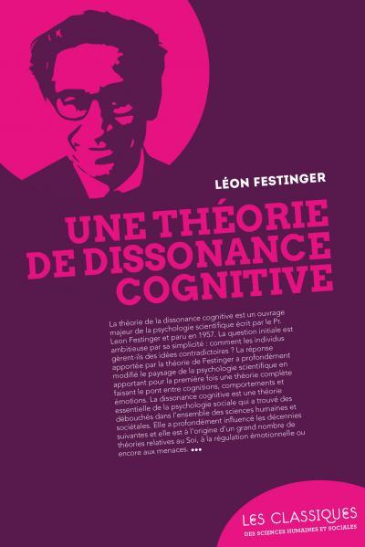 Une théorie de la dissonance cognitive