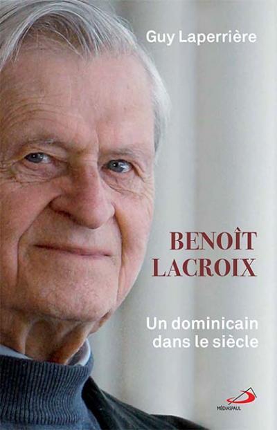 Benoît Lacroix (EPUB)