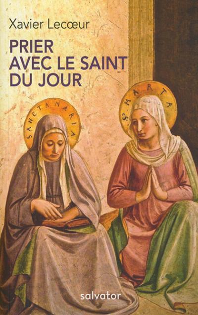 Prier avec le saint du jour